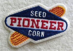 Vintage PIONEER SEED CORN Patch