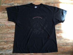 e39a7561 Testament 2012 Official 2XL XXL Black Tour T-Shirt
