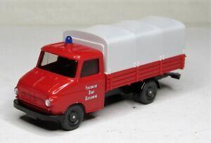 Wiking-1-87-Opel-Blitz-a-tablillas-camion-bomberos-GW-petroleo-ciudad-gevelsberg