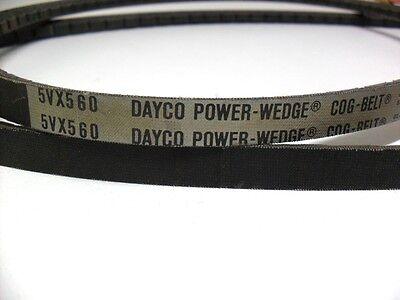 D/&D PowerDrive 5VX510 V Belt  5//8 x 51in  Vbelt