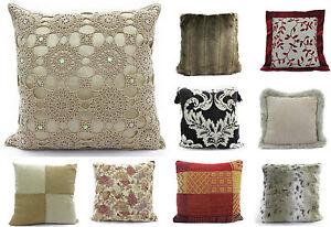 Small Large Cushion Covers Sofa Throw