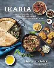 Ikaria by Diane Kochilas (2014, Hardcover)