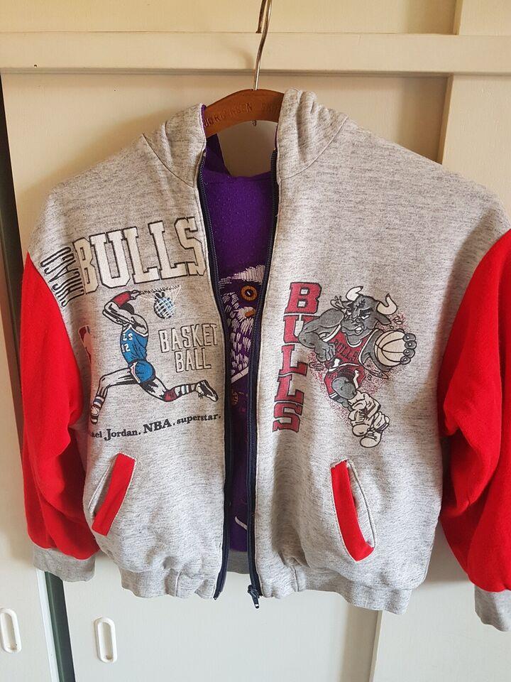 Hættetrøje, Vendbar hættetrøje, Chicago Bulls - Eagles