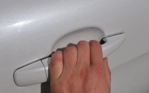 4x türmulden Film protection porte poignée protection autocollant lackschutz convient pour AUDI