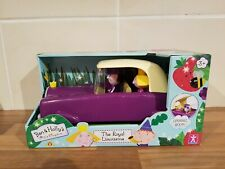 Ben And Holly 06401 The Royal Limousine Playset