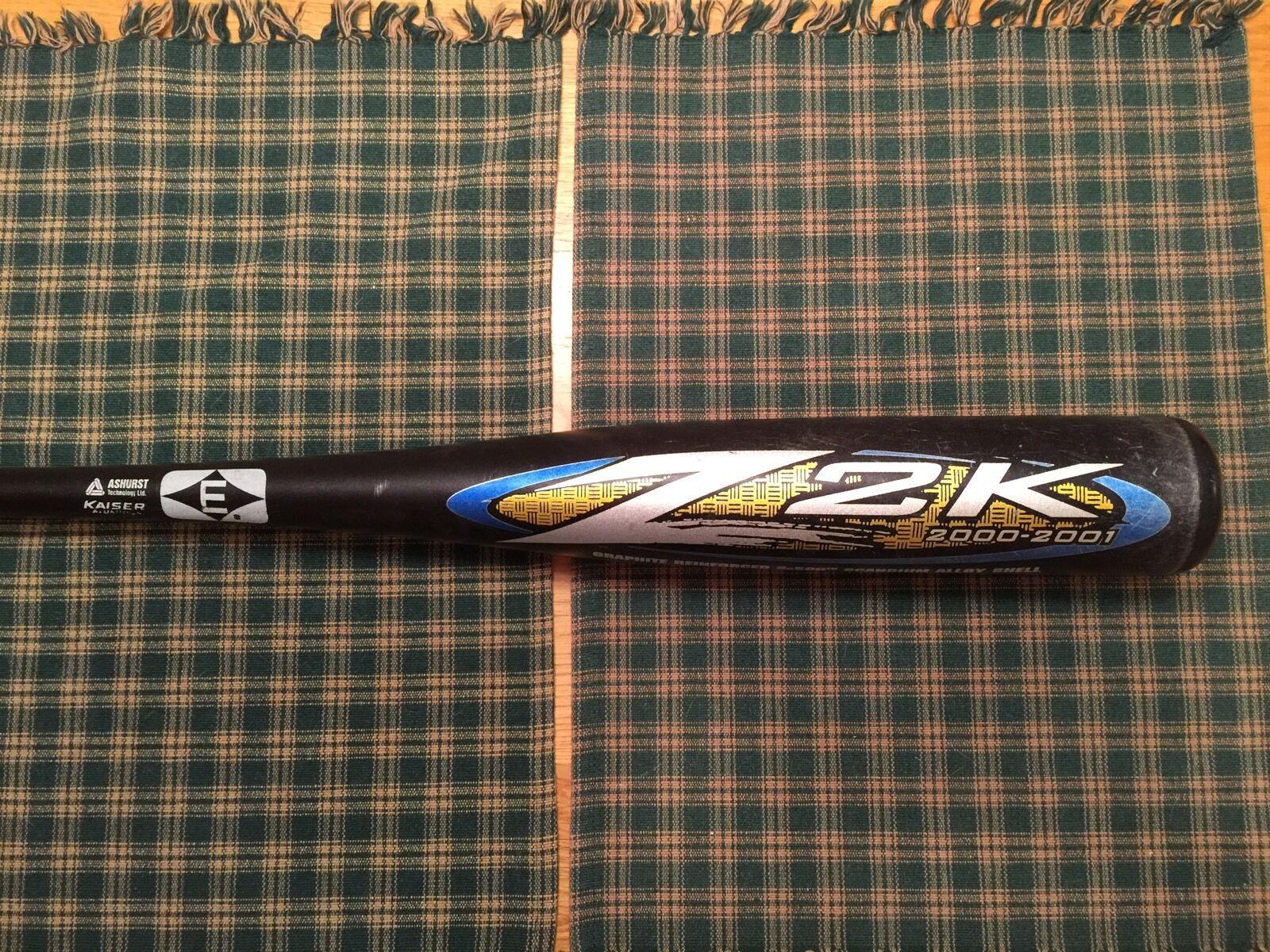 Raro  Easton z2k Zcore sc500 aleación 32 27 2 3 4 Barril bate de béisbol (-5) bz2-k