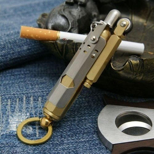 Trench Lighter Replica Steampunk Wwi Wwii Vintage