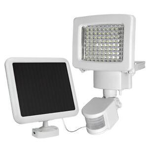 sunforce solar motion security light manual