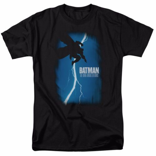 Batman Dark Knight Returns Cover DC Comics Adult T-Shirt