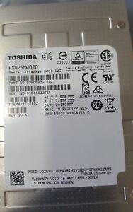 "PX02SMV020 200GB Solid State Drive Toshiba SAS 2.5/"" SSD 12Gb//s"
