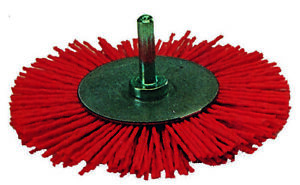 Poggi-497-15-spazzola-circolare-in-nylon-100-mm-grana-80-per-lucidare