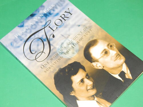 1 of 1 - FLORY: One Woman's Account of Surviving the Holocaust - Flory A. van Beek