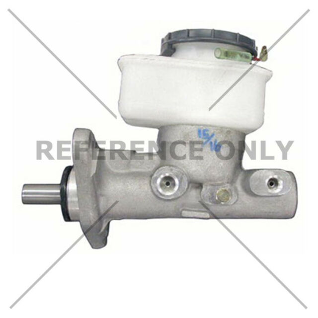 Brake Master Cylinder-4-Wheel ABS, Coupe Centric Fits 1987