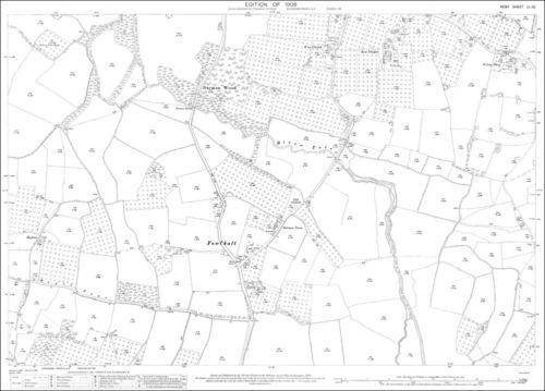 south OS Kent 51-12-1908 Laddingford