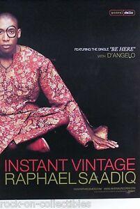 Raphael sadiq instant vintage
