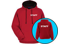 Staff Workwear Premium Unisex Hoodie (6 Colours)