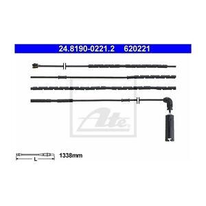 UAT-24-8190-0221-2-warnkontakt-Usure-Plaquette-de-frein-pour-BMW-3er-3er-Coupe
