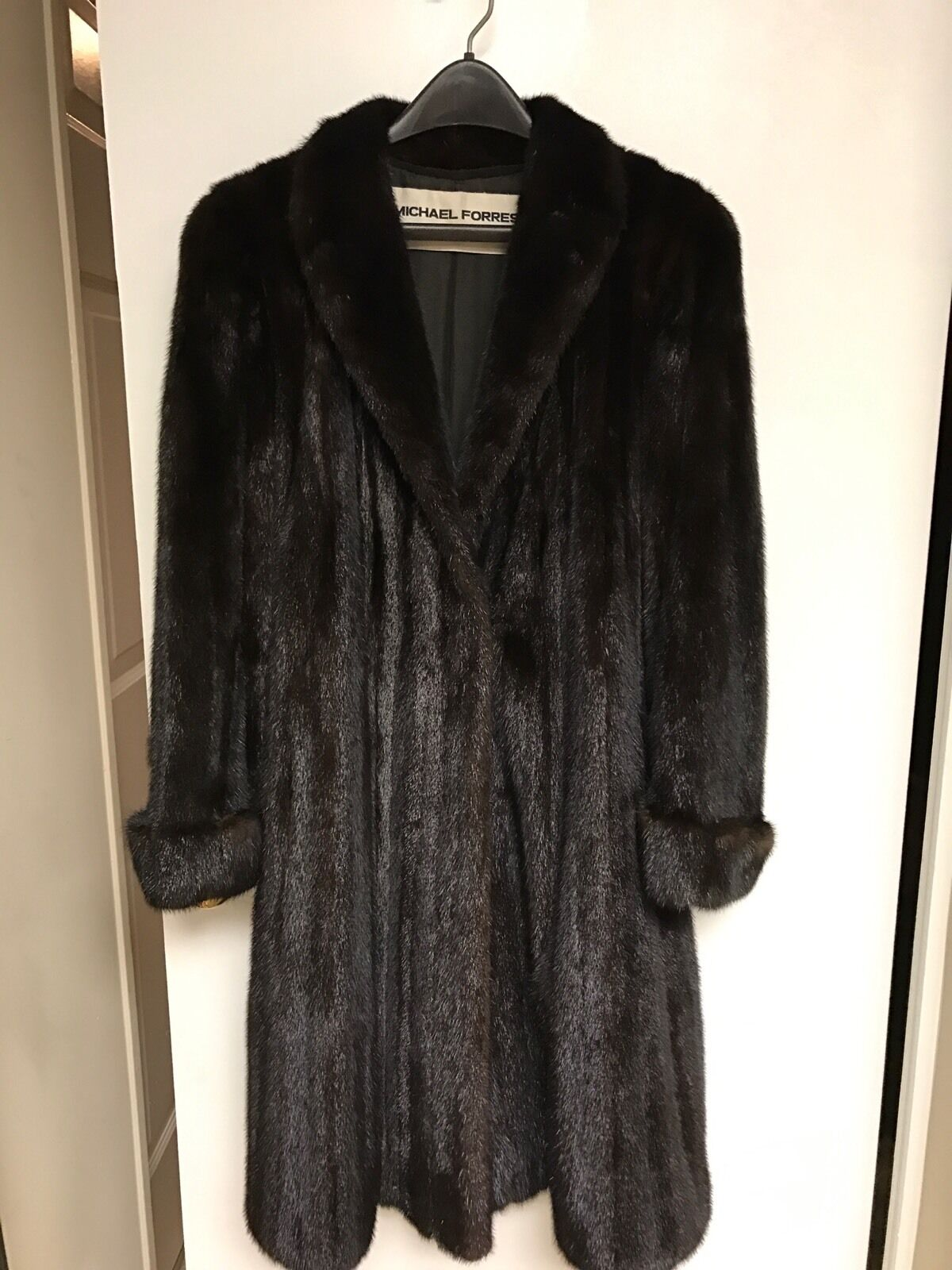 0a655cc41 Mink Fur Coat. Great Great Great Condition. Size 6 17430c ...