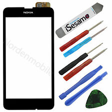 Nokia Lumia 630  635 Touchscreen Glas Display Digitizer + Klebefolie