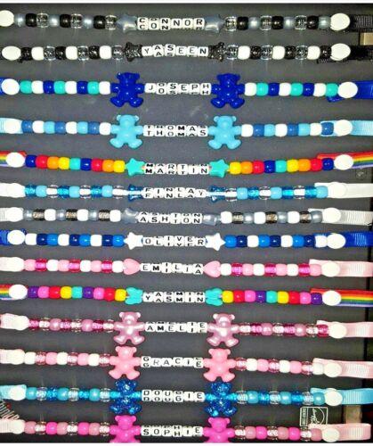 Garçons et girlspersonalised Dummy Chain Clip