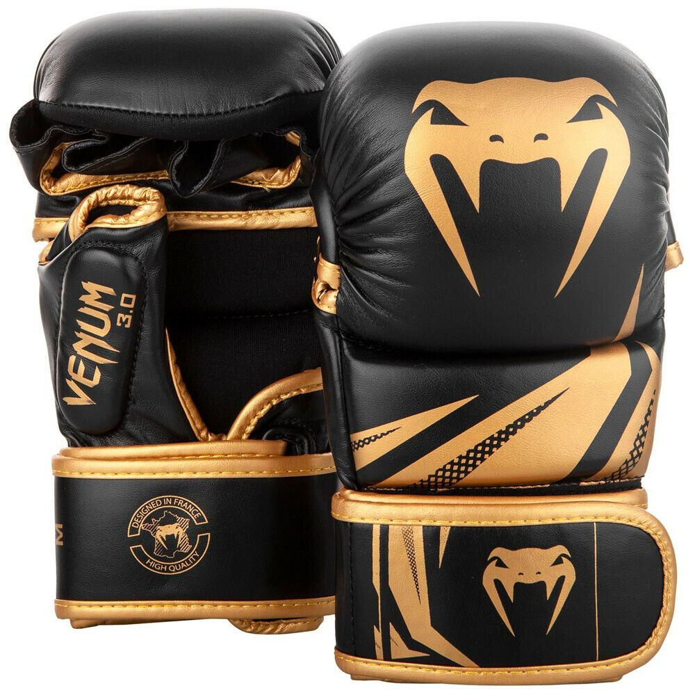 VENUM MMA Sparring Sparring Sparring Handschuhe, Challenger 3.0, sw-gd 8cea3f