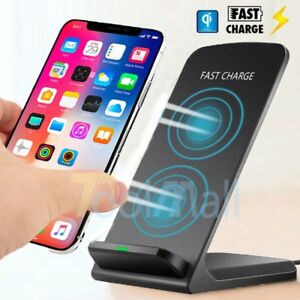 Wireless-Qi-Fast-Charger-Charging-Stand-Dock-Pad-for-Samsung-Galaxy-S9-S8-Plus-X
