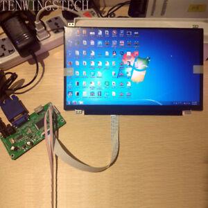 4K UHD mini HDMI LCD SCREEN Driver Board Kit+Adapter f B156ZAN02.1 LP156UD1-SPC1