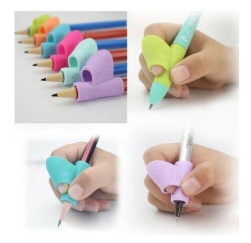3PCS Children Pencil Holder Pen Writing Aid Grip Posture Correction Tools
