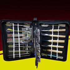 Vegetable Fruit Carving Tools Knife Set 46pcs Carving Art Tool Home Tools