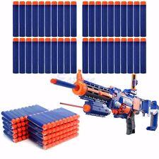 Hasbro NERF Heat soft bullet gun Elite Series CS-18 launcher (blue and  orange