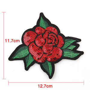 Embroidered-Sew-Iron-On-Patches-Bag-Badge-Fabric-Clothes-Applique-Dress-Transfe