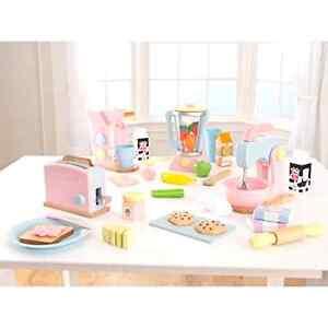 Kitchen Appliances Toy Set with Accessories KidKraft 4 ...
