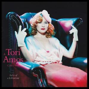 TORI-AMOS-COLLECTION-TALES-OF-A-LIBRARIAN-CD-GREATEST-HITS-BEST-OF-NEW
