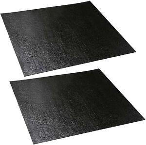 2 x Adam Hall - Anti-Rutschmat<wbr/>te für Schublade / Rackschublade 40 x 37 cm