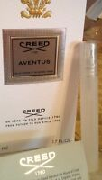 Creed Aventus 10ml in Quality Atomiser - 100% Authentic Perfume EauDe Parfum EDP