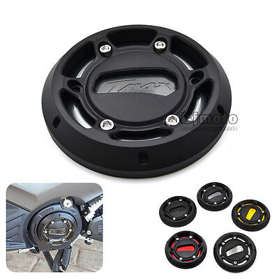 1x Engine Motorcycle Protector Cover For Yamaha T MAX 530 12-15 TMAX 500 2008-11