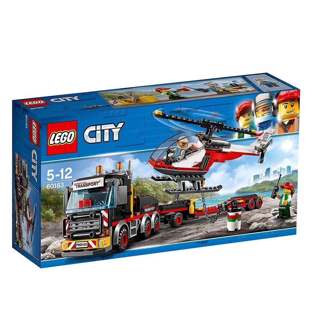 Lego 60183 - Camión de transporte de mercancías pesadas - NUEVO