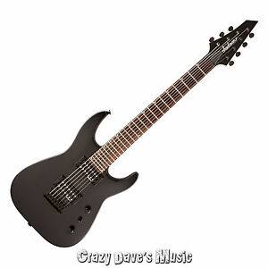 Jackson-JS22-7-Dinky-DKA-Satin-Black-7-String-Electric-Guitar-w-Gig-Bag