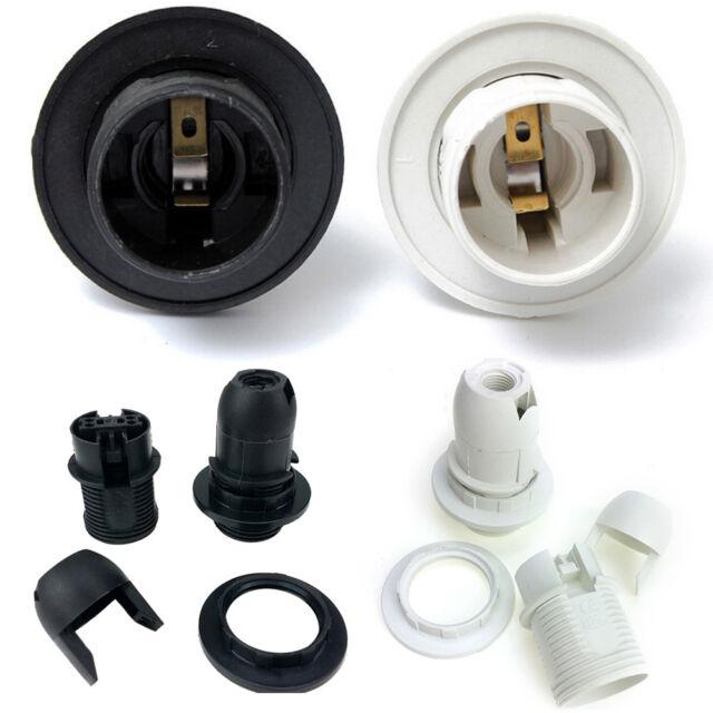 New Small Screw SES E14 Light Bulbs Lamp Holders Lampshade Pendant Socket Pip CA