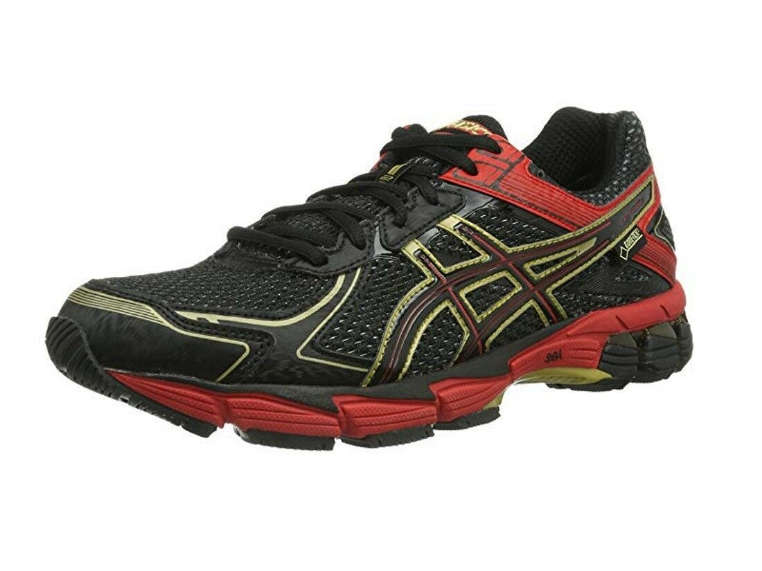 Asics GT-1000 2 G-TX Men's Men's Men's Running shoes, Black Red, T404N 9099, 15 UK   51.5 EU 1b294e