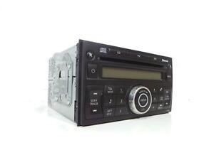 GENUINE-2008-NISSAN-QASHQAI-RADIO-STEREO-HEAD-UNIT-CD-28185JD000-NO-CODE