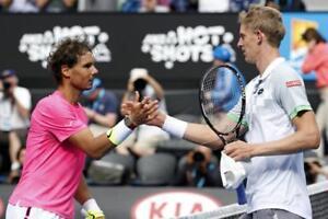 2017 Us Open-men 's Finale-dvd-rafael Nadal Vs. Kevin Anderson-afficher Le Titre D'origine