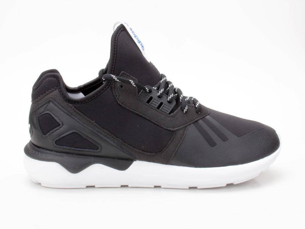 Billig hohe Qualität Adidas Tubular Runner M19648 schwarz-weiß