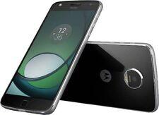 Motorola Moto Z PLAY XT1635 32gb BLACK FACTORY UNLOCKED SMARTPHONE BRAND NEW