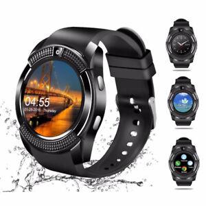 Smartwatch-Bluetooth-Montre-bracelet-Android-Samsung-Huawei-Fitness-etape-compteur-8