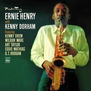 Presenting-Ernie-Henry-with-Kenny-Dorham-CD-Quintet-Quartet