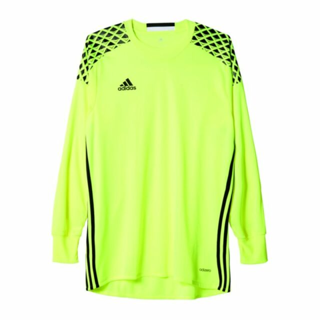 68fac0ca5ee7 adidas Football Youth Soccer Onore 16 Goalkeeper Jersey Boys ...