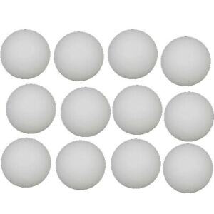 12x-Tischtennisbaelle-Tischtennis-Baelle-Table-Tennis-Balls-Tischtennisball-weiss