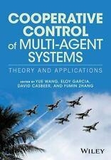 COOPERATIVE CONTROL OF MULTI-AGENT SYSTEMS - WANG, YUE/ GARCIA, ELOY/ CASBEER, D