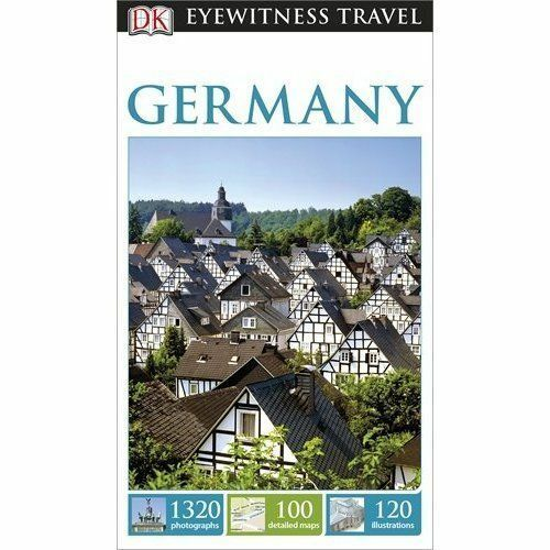 1 of 1 - DK Eyewitness Travel Guide: Germany-ExLibrary
